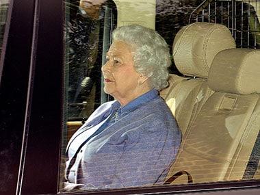 Queen Elizabeth meets great-granddaughter, Princess Charlotte Elizabeth Diana