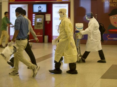 Ebola virus: US begins first human trials of VRC 608 antibody to examine safety, tolerability