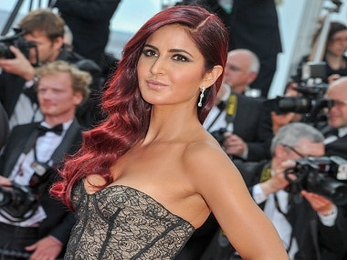 The 'Fitoor' behind Katrina Kaif's red look at Cannes