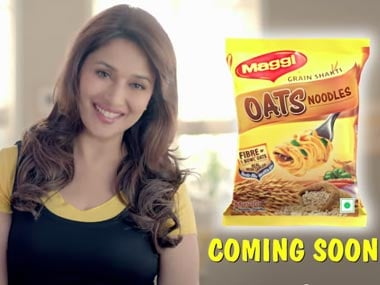 A screengrab from the Maggi ad. Image Courtesy: YouTube