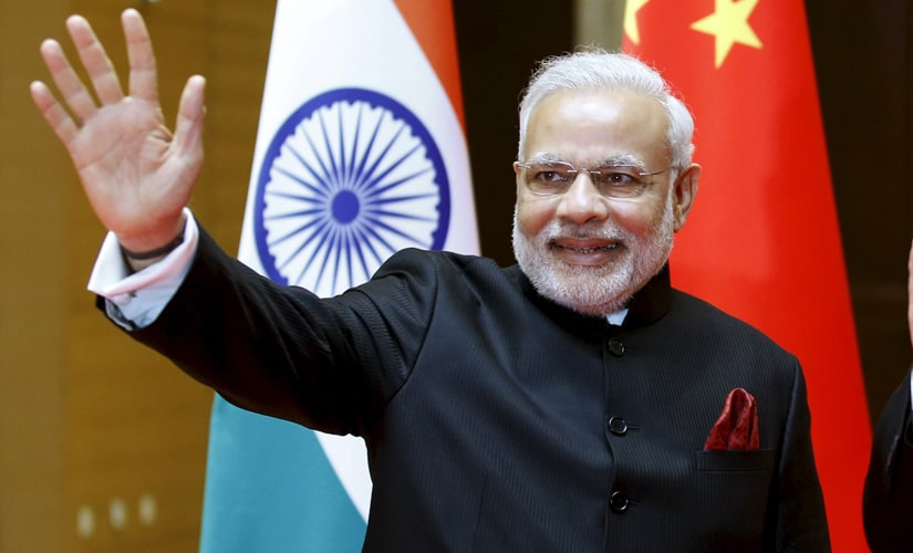 Modi-waving_reuters