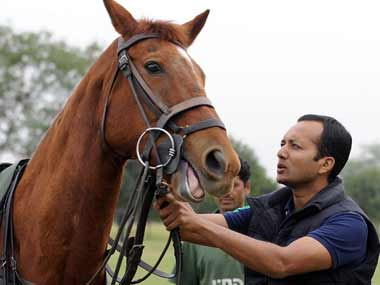 File image of Congress leader Naveen Jindal. AFP