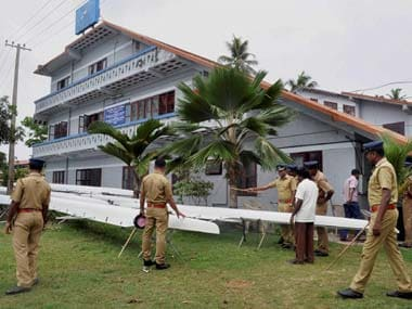 Kerala police strengthen security at party offices after BJP, CPI-M resort to violence