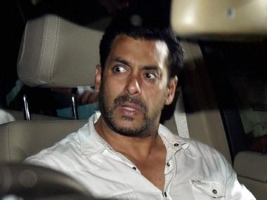A file image of Salman Khan. PTI