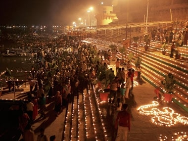 Saffron isn't green: When religion is the pollutant, can Modi clean up Ganga?