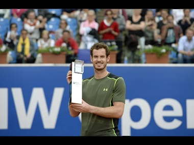 Andy Murray wins first clay-court title in Munich