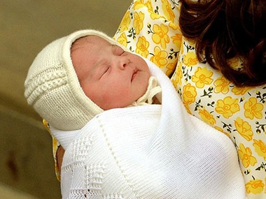 Australias gift to Britains Princess Charlotte: a blanket made with famous Tasmanian Merino wool