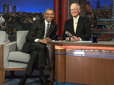 'Our long nightmare is over': After 33 years and 6,028 talk shows, David Letterman bows out