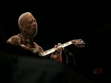 Veteran singer B.B. King in home care after being admitted to the hospital for dehydration