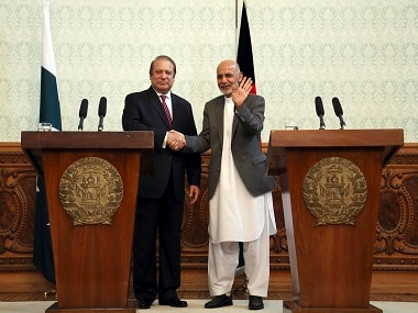 Pakistan, Afghanistan sign intelligence deal to coordinate operations against Taliban