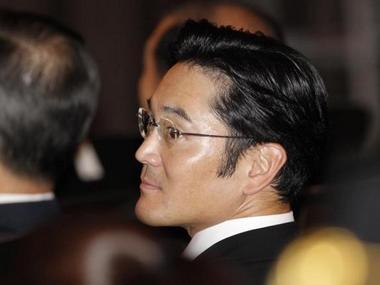 Jay Y Lee. Image: Reuters