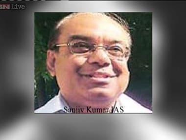 Delhi court grants bail to suspended IAS officer Sanjeev Kumar