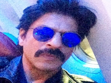 Between Raees and Dilwale: How Shah Rukh Khan looks with a moustache