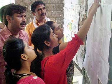 Delhi University releases first cut-off list; 100 percent needed in two colleges
