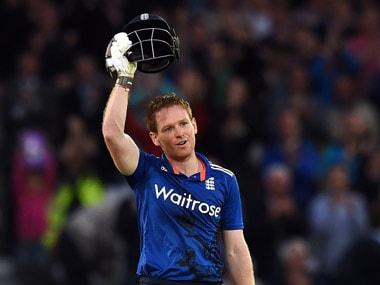 England captain Eoin Morgan included in ODI squads for Scotland, Australia series despite fractured finger