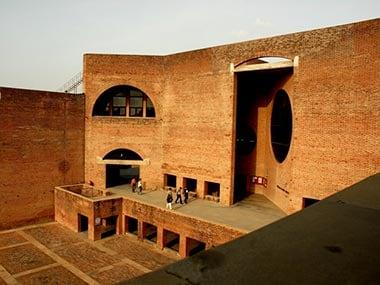 File image of IIM Ahmedabad. Image Courtesy: iima.ac.in