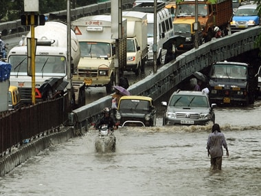 Image result for mumbai rainfall images