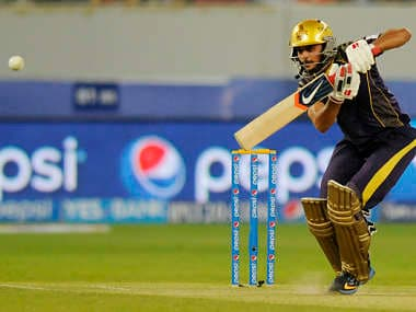 File picture of Manish Pandey. BCCI