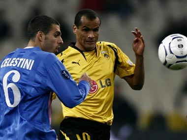 Hes back! 43-year-old Rivaldo to play in Brazilian Serie B