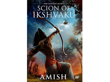 Book excerpt from Scion of Ikshvaku: Sita is suave and fearless in Amish's Ramayana