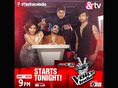 The Voice India. Image Courtesy: Facebook