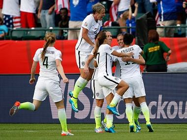 Women's World Cup: USA outclass Colombia, England fight back to beat Norway