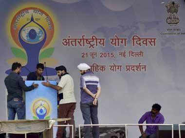 International Yoga Day: World waits in awe to celebrate Indias moment as global spiritual capital