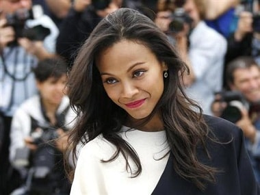 Zoe Saldana wraps up shooting for James Cameron's Avatar 2 and 3 in her reprised role of Neytiri