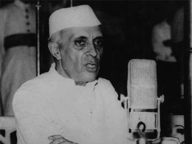 Jawaharlal Nehru. Image courtesy-ibnlive