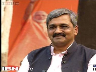 Satish Upadhyay. News18