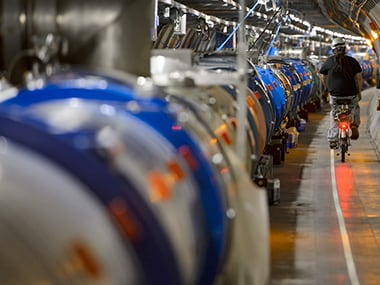 Scientists find pentaquarks after 50-year hunt