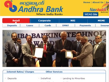 Andhra Bank to divest stakes fully or partially in joint venture investments of ASREC India, India International Bank, IndiaFirst Life Insurance