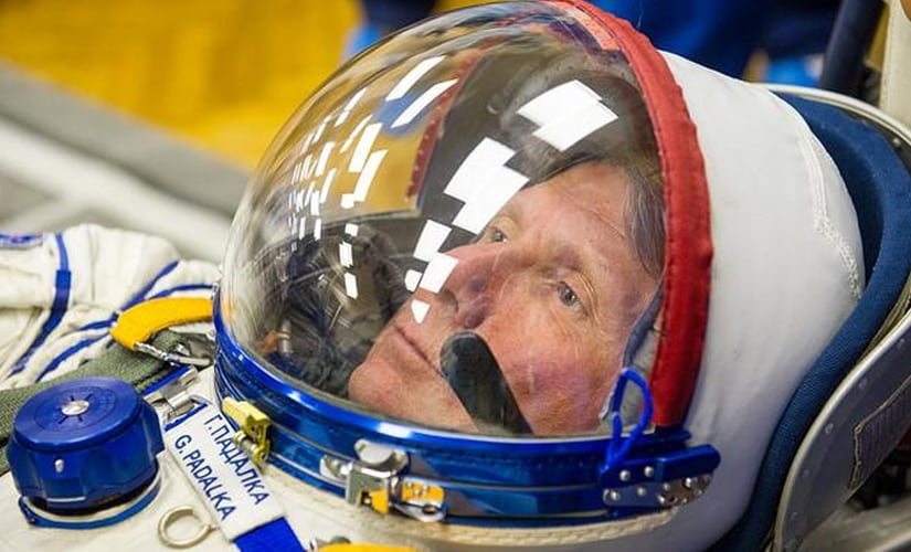 Humanity's most expereinced spaceman Gennady Padalka. Image Credit: NASA