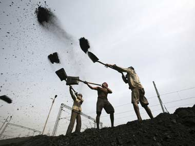 Coal India's production declines, sales grow in April