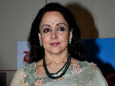 Thunderstorm causes tree to fall in front of Hema Malini's convoy; no injuries or casualties reported
