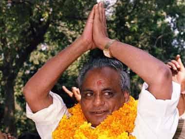 Rajasthan Governor Kalyan Singh. Reuters