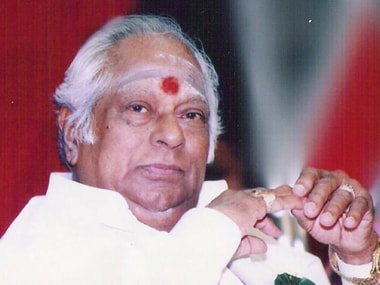 #RIPMSV: Award-winning, legendary music composer MS Viswanathan dies at 87