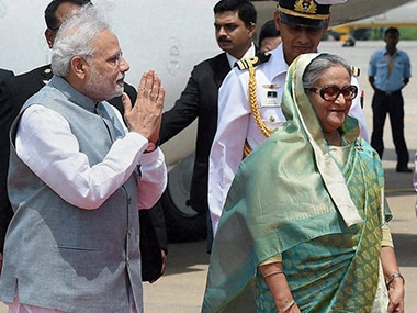 Historic India, Bangladesh land boundary agreement implementation to begin today
