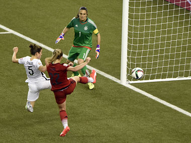 US outclass Germany to cruise into Women's World Cup final