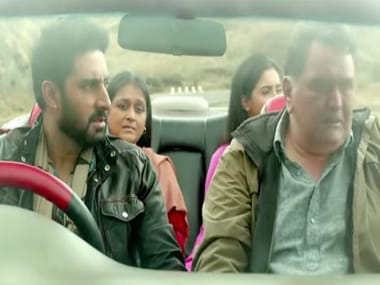 All Is Well trailer: Thumbs up for Abhishek Bachchan-Rishi Kapoor chemistry