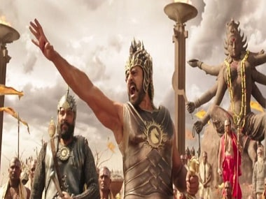 Baahubali is a new and epic experience thanks to Rajamoulis  visual effects