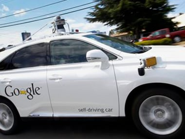 A Google self-driving car. Image courtesy- AP