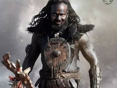 Baahubali does a Lord of the Rings! The film establishes a new language called Kilikili