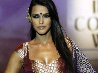 Actress Neha Dhupia faces nasty attack after tweet criticising PM Modis governance