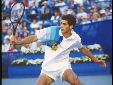 Dear 16-year-old Pete: Sampras writes to his younger self to prepare him for his career