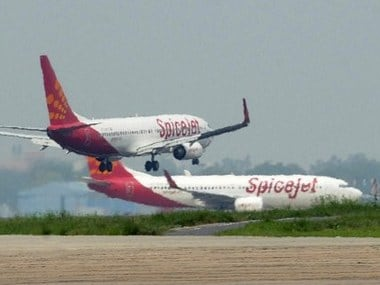 SpiceJet shares jump more than 4% after airlines announcement to hire up to 2,000 staff of Jet Airways