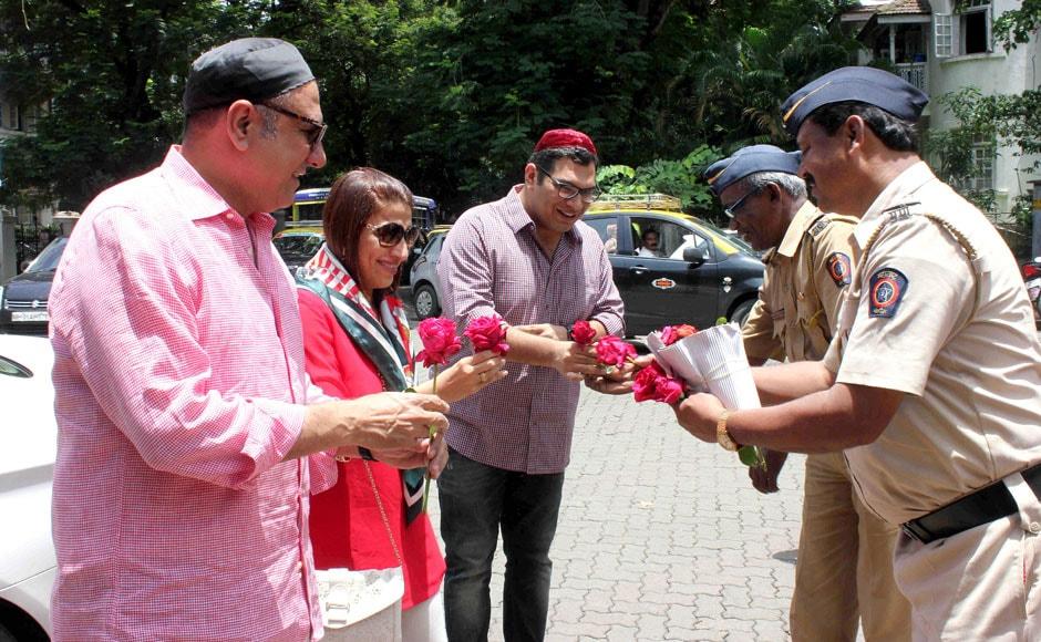 Navroz Mubarak: Parsi community celebrates New Year at Fire Temple