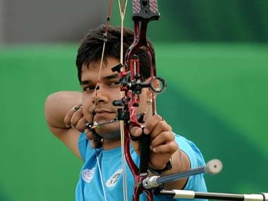 Abhishek Verma earns gold for India in Archery World Cup