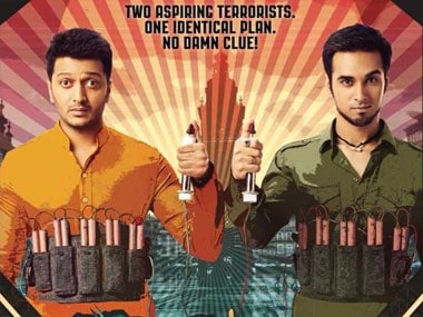 Bangistan review: Pulkit Samrat, Riteish Deshmukh and a terrorist plot turned into a snoozefest