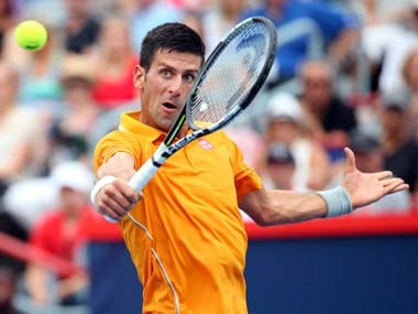 Andy Murry to take on Novak Djokovic in Rogers Cup final